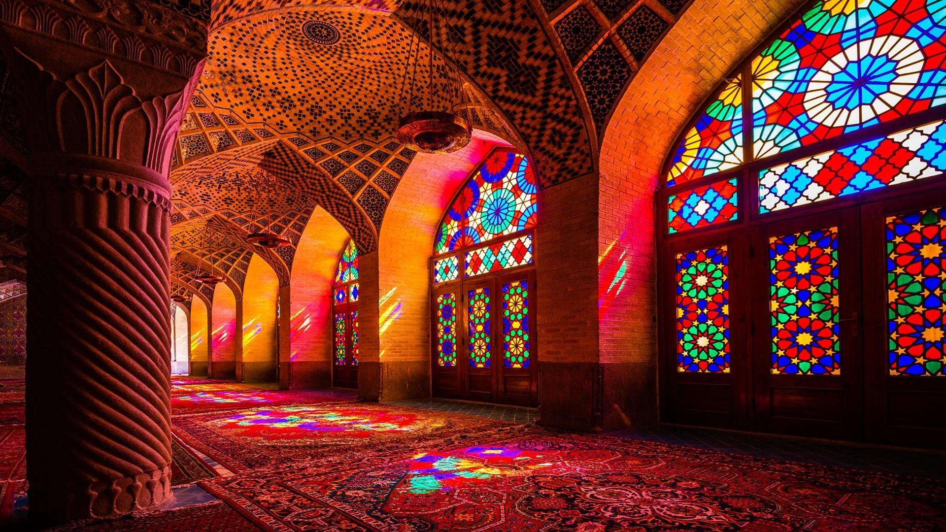 Schillernde Iran