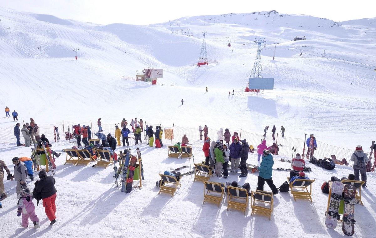 스키 발열