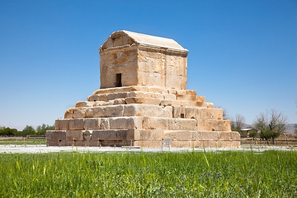 Pasargadae, Tomb of Cyrus the Great